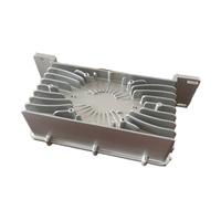 电动车控制器壳体压铸件