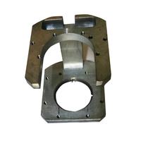 高速ETC激光头支架锌合金压铸件