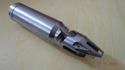 CNC加工高精度装夹头、自动化设备